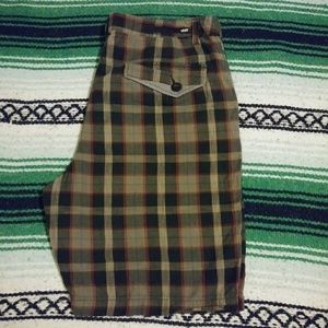 Vans Off The Wall Striped Size 36 Shorts!